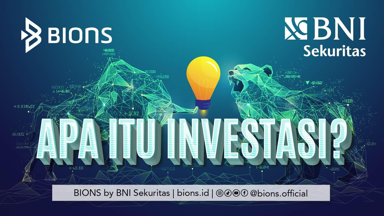 Apa Itu Investasi? Chapter 1