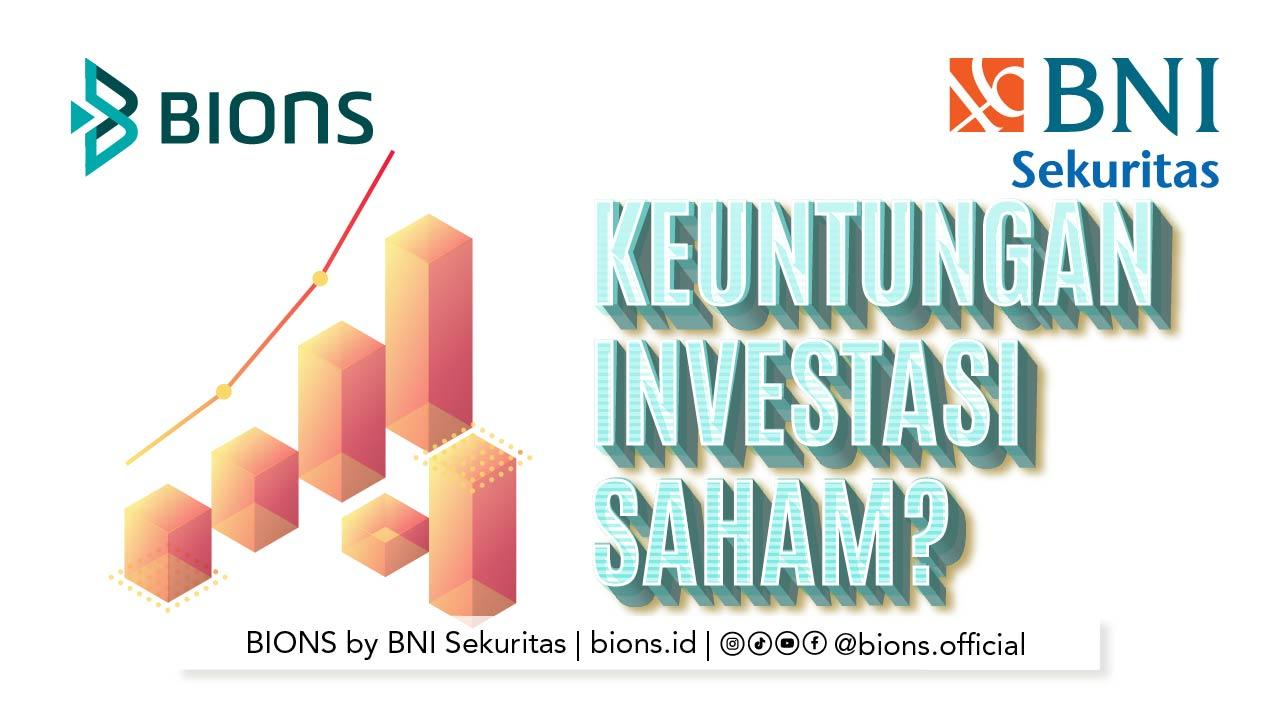 Keuntungan Investasi Saham | Chapter 3